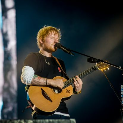 Tudtad? Ed Sheeran megbukott gyerekként a zeneiskolában