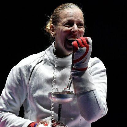 Ikreket szült az olimpiai bajnok párbajtőrözőnk