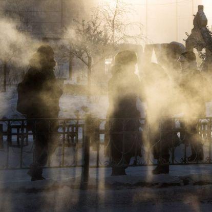 Még Szibériát is élhetetlenné teszi a klímaváltozás
