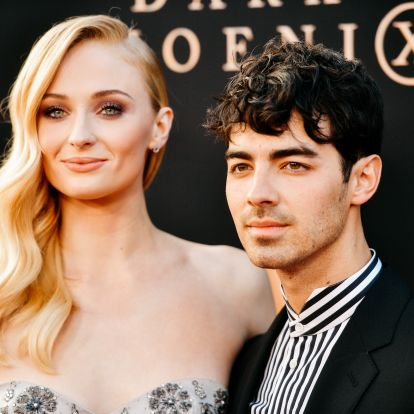 Sophie Turner's Dress At Joe Jonas' Birthday Party Was The Epitome Of Bond-Inspired Fashion