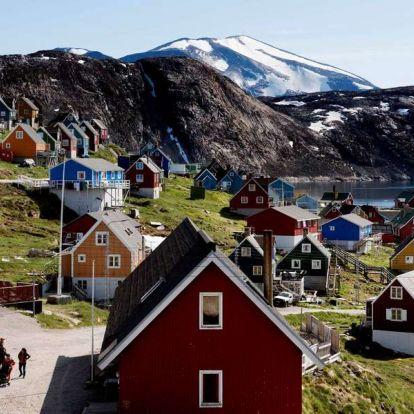 Trump nem is megy Dániába, ha Grönland nem eladó