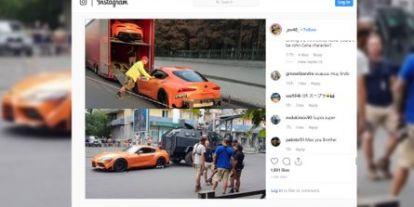 Egy új Toyota Supra is szerepelni fog az új Halálos Iramban-filmben