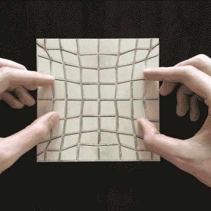Matematikával oldották meg a kirigami kihívásait