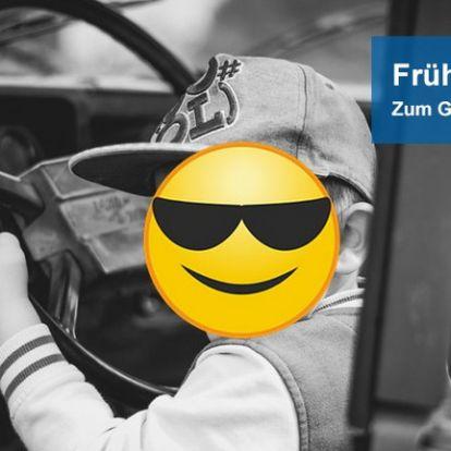 Meglógott a Volkswagennel, éjjel a német autópályán száguldozott egy 8 éves kisgyerek