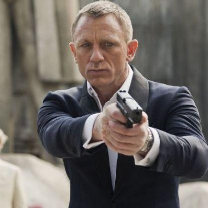 Kiderült, mi e lesz a 25. James Bond-film címe