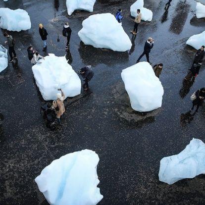 Závada Péter és Áfra János egy új projekttel a klímatudatosságra hívja fel a figyelmet