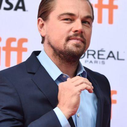 Leonardo DiCaprio szakított a barátnőjével?