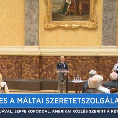 30 éves a Máltai Szeretetszolgálat