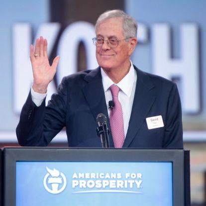 Meghalt az egyik leggazdagabb amerikai üzletember, David Koch