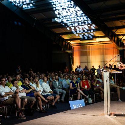 Gyürk András a minden idők legizmosabb Tranzitjáról: Egy erős és hagyományaira büszke Magyarország képével gazdagodtunk a hétvégén
