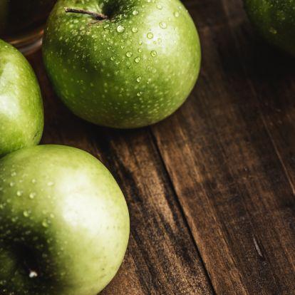 Forró almák
