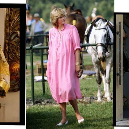 Így változott a várandós divat az évszázadok során | Elle magazin