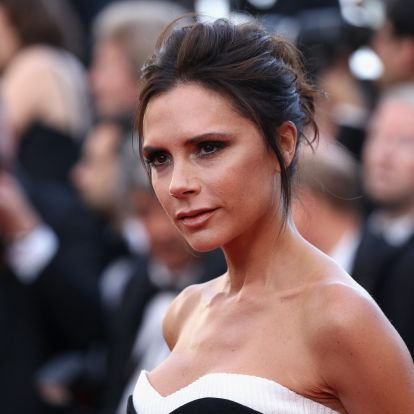 Victoria Beckham's White Dress Is The Chicest Thing One Could Wear While Yachting With Elton John