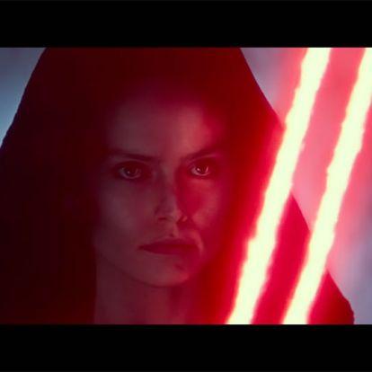 Hihetetlen csavarral zárták a Star Wars új előzetesét - VIDEÓ