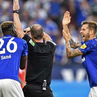 Sint supporter anmeldte tysk fotballdommer til politiet etter straffeepisoder