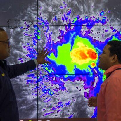 USA erklærer unntakstilstand i forkant av stormen Dorian utenfor Puerto Rico