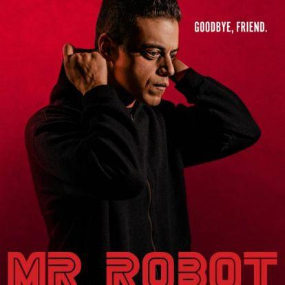 A hivatalos előzetes mellé premierdátum is érkezett a Mr. Robot utolsó évadához