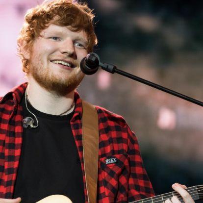 Ed Sheeran mégsem vonul vissza?