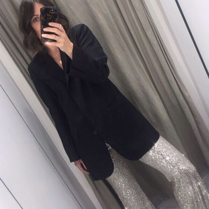 6 Perfect Influencer Outfits That Involve Sequins, Sequins and More Sequins