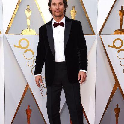 Matthew McConaughey se ha convertido en profesor de universidad