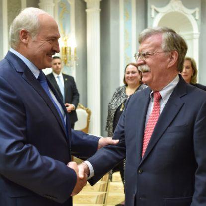Fehéroroszország közeledne az Egyesült Államokhoz