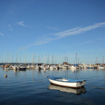 Ahol rozmaringból van a kerítés: családi nyaralás a szlovén tengerparton
