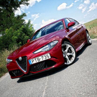 Áldozat az élvezetek oltárán – Alfa Romeo Giulia Quadrifoglio teszt