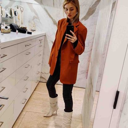 From Alexa to SJP, These 9 Celeb Outfits Are Perfect for Copying This Autumn