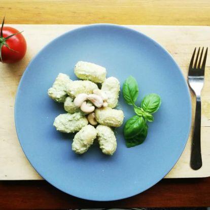 Vegán és gluténmentes gnocchi recept