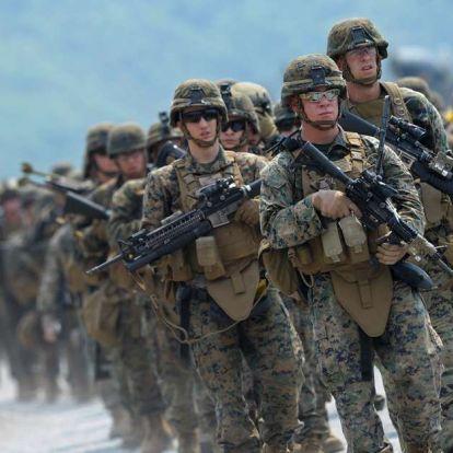 5000 katonát vonhat ki Afganisztánból az Egyesült Államok