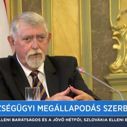 Egészségügyi megállapodás Szerbiával