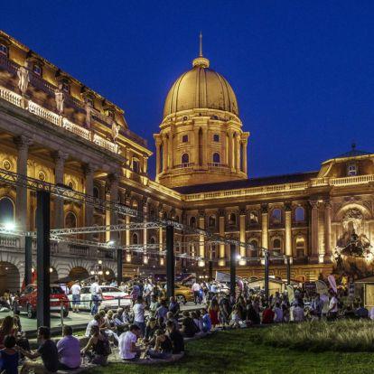 Európa legszebb borfesztiválja: 28. Budapest Borfesztivál - Blans.hu