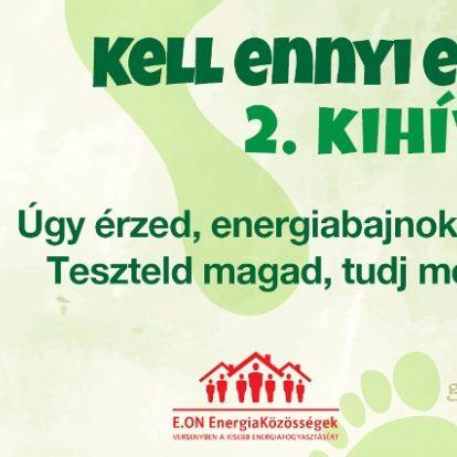 Aggaszt a klímaváltozás? Építs közösséget és takaríts meg energiát!