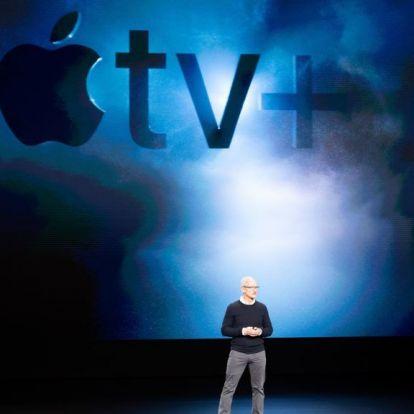 Az Apple máris elkaszálta az egyik sorozatát