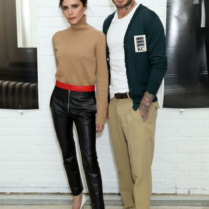 Beckhamék világelsők, Palvin Barbi második