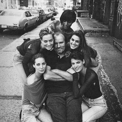 Peter Lindbergh: elment a Vogue modellek fotósa