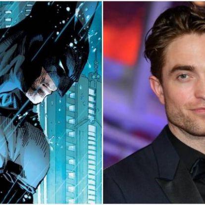 Robert Pattinson végre megszólalt a készülő Batman filmmel kapcsolatban
