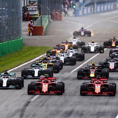 F1: Hivatalosan is eldőlt az Olasz Nagydíj jövője