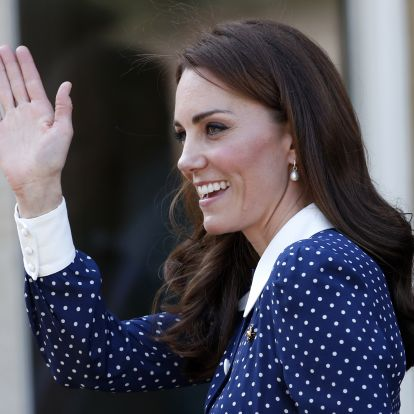 Kate Middleton's Highlights Prove This Surprising Fall Shade Is One To Try