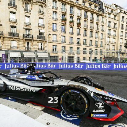 Formula-E: Megerősítette 2019/2020-as versenyzőit a Nissan e.dams