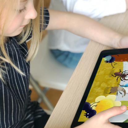Digitális szövegértésfejlesztő iskolai program indul - Blans.hu