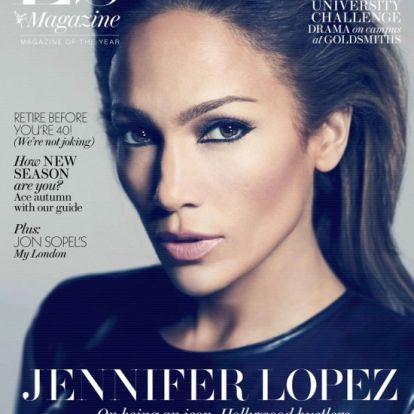 Jennifer Lopez om stripperollen i «Hustlers»: – Jeg er praktisk talt naken