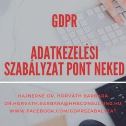 GDPR kisokos - így felelj meg a GDPR szabályoknak!
