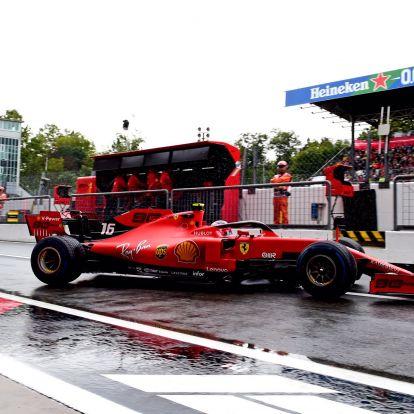 F1: Leclerc maradt az élen, szoros Ferrari-Mercedes csata az élbolyban