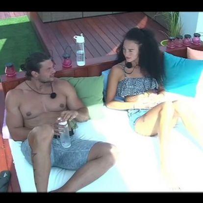 Love Island 1x05 - Tűzoltás a zuhany alatt