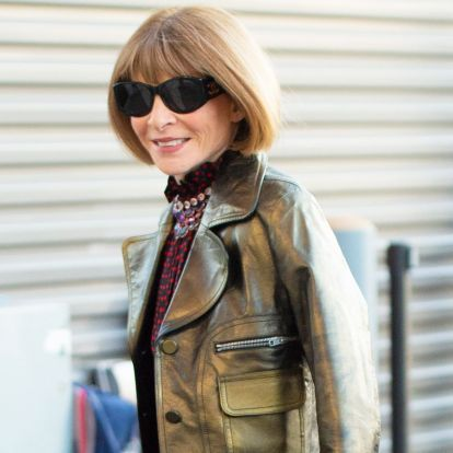 Anna Wintour wore the # 1 investment piece for fall 2019