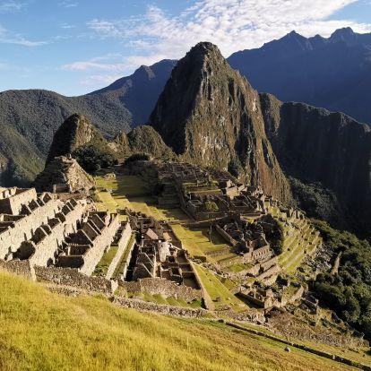 Machu Picchu, az Öreg hegy rejtélye