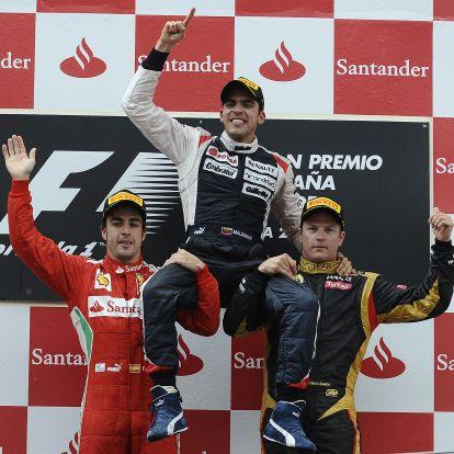 F1: Maldonado állítja, hogy akár Ferrari-pilóta is lehetett volna