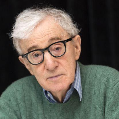 """Woody Allen: """"Én mindent megtettem, amit a #MeToo-mozgalom el szeretne érni"""""""