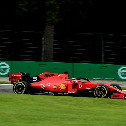 F1: Vettelé az utolsó edzés, megtáltosodott a Red Bull